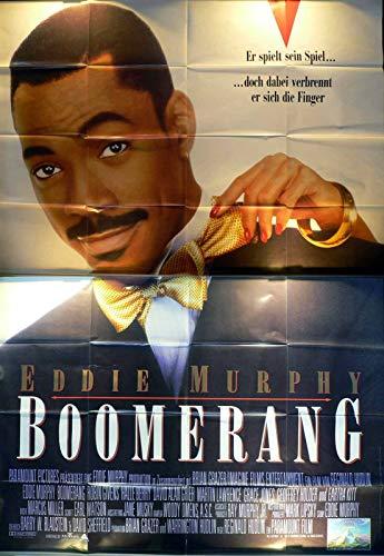 Boomerang - Eddie Murphy - Videoposter 160x120cm gefaltet (g)