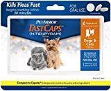 PetArmor FastCaps for Dogs & Cats (Dog Set) - 6 ct