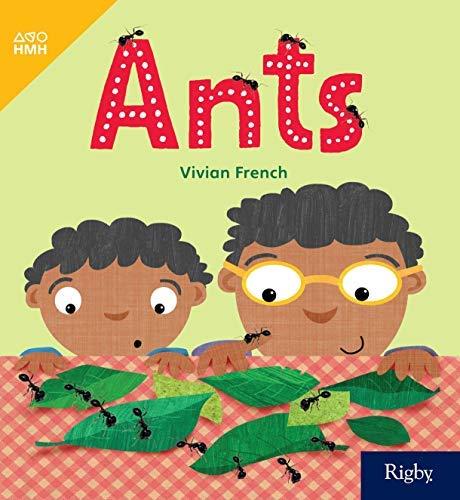 Ants: Leveled Reader Grade 1 Ants (inFact)