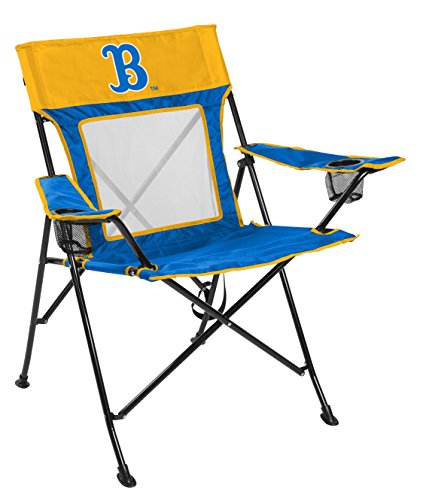 Rawlings NCAA Game Changer Large Folding Tailgating and Camping Chair, with Carrying Case (ALL TEAM OPTIONS), UCLA Bruins