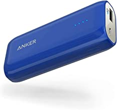 Anker [Upgraded to 6700mAh] Astro E1 Candy-Bar Sized Ultra Compact Portable Charger, External Battery Power Bank, with Hig...