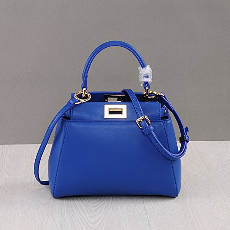 XUZISHAN XUZISHAN XUZISHAN Lady Leder Bag Single Schulter- Messenger Crossbody Fashion Handtasche Zylindrische B07L4SB914  Wunderbar 968149
