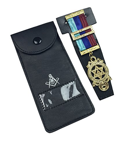 Masonic Regalia Pocket Jewel Holder/Wallet masonic carry case MC049