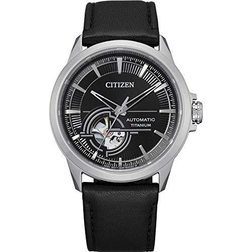 Citizen NH9120-11E - Reloj mecánico para hombre