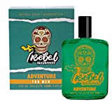 Rebel Fragrances Rebel Adventure - Eau De Toilette Para Hombre 100Ml 0.2 100 ml