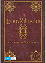 The Librarians   Complete Series DVD   Region 4
