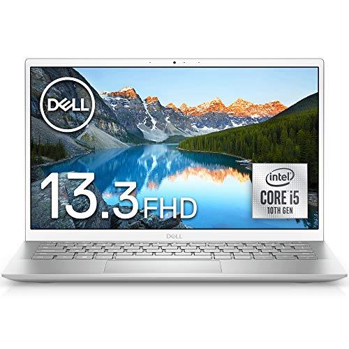 DellモバイルノートパソコンInspiron135300シルバーWin10/13.3FHD/Corei5-10210U/8GB/512GBSSDMI553A-ANLS