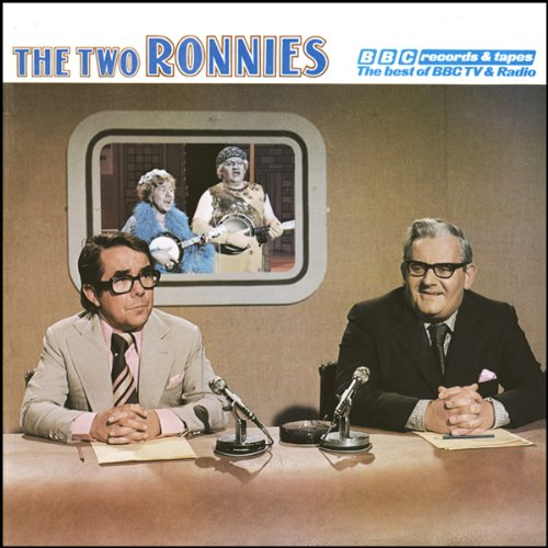 Vintage Beeb: The Two Ronnies audiobook cover art