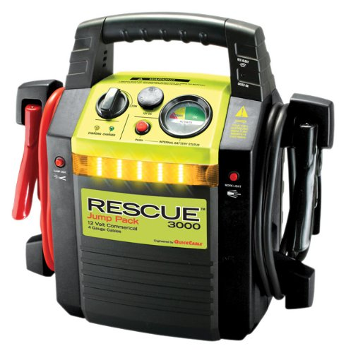 For Sale! Quick Cable 604055-001 Rescue Commercial Jump Pack 3000 Model