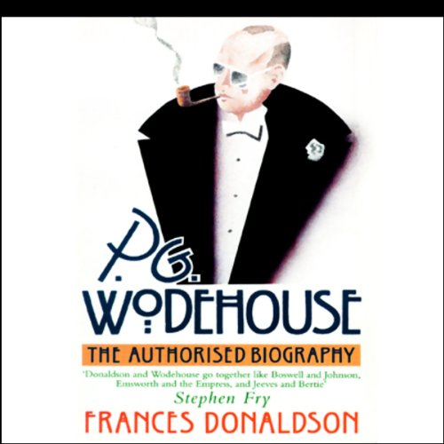 P.G. Wodehouse audiobook cover art