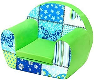 Butterfly Design Children s Toddlers Furniture Small Foam Chair Armchair Seat