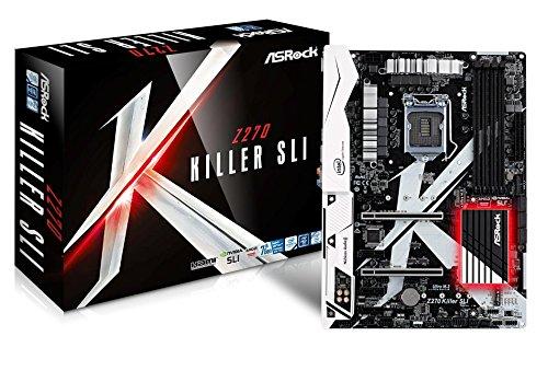 ASRock Z270 Killer SLI1151 ATXHDMI DV 2xD3 1600 USB3 SATA3, Z270_Killer_SLI (2xD3 1600 USB3 SATA3)