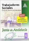Trabajadores sociales de la junta de andalucía. Cuerpo de técnicos de grado medio. Volumen i (Spanish Edition)