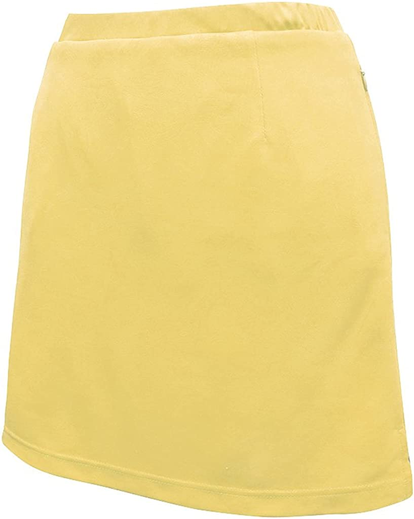 Monterey Beauty products Ranking TOP5 Club Women's Floral Emboss #2919 Texture Skort Knit