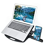 Votre choix idéal, profitez de la vie - Dissipation de chaleur accrue pour support d'ordinateur portable - Style : avec support...