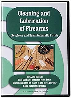 Gun Cleaning & Lubrication/Revolver/Semi-Auto DVD
