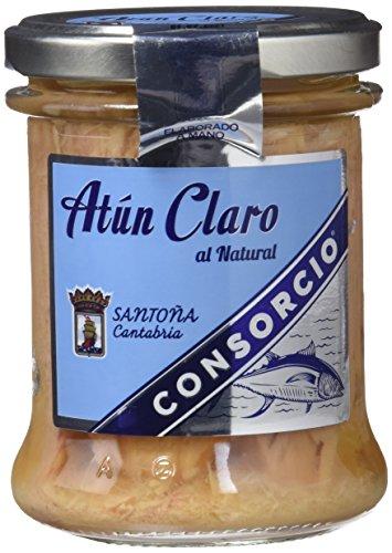Consorcio Atún Claro Natural - 195 gr