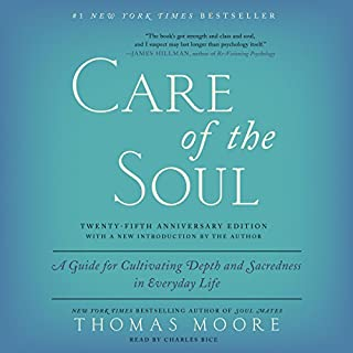 Care of the Soul, Twenty-Fifth Anniversary Ed cover art