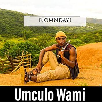 Umculo wami