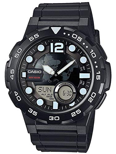 Casio Collection Herren Armbanduhr AEQ-100W-1AVEF