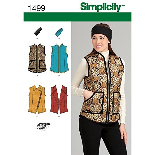 Simplicity Vintage Misses Jacket
