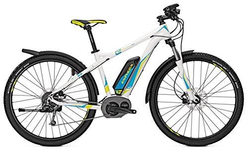 E-MTB Univega SUMMIT E LTD STREET Bosch Active Line Motor 9-Gang, Rahmenhöhen:51;Farben:Purewhite