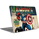 Skinit Decal Laptop Skin for MacBook Pro 16in (2019) - Officially Licensed Marvel/Disney Captain America Big Premier Issue Design
