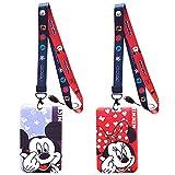 Correa Para el Cuello, 2 Piezas Cordón de Mickey Mouse...