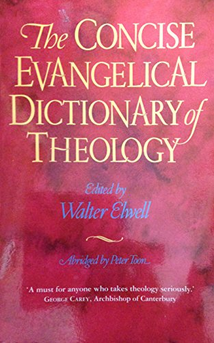 The Concise Evangelical Dictionary …