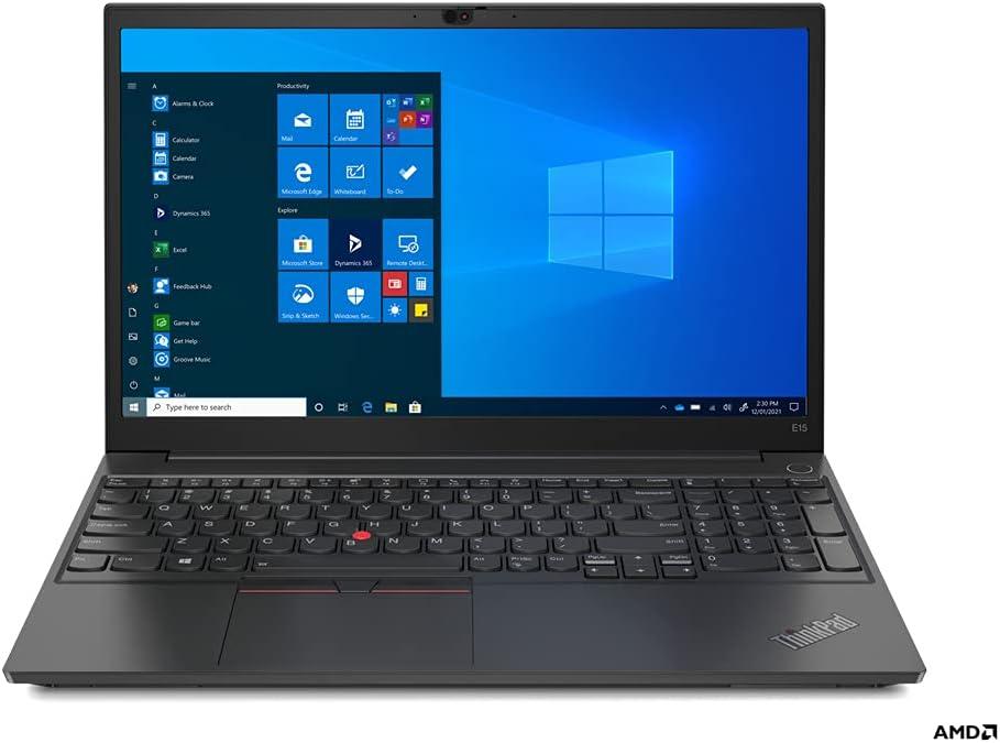 Lenovo ThinkPad E15 AMD G3 AMD Ryzen 7 5700U Notebook 39,6cm (15,6