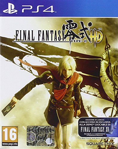 Final Fantasy: Type-0