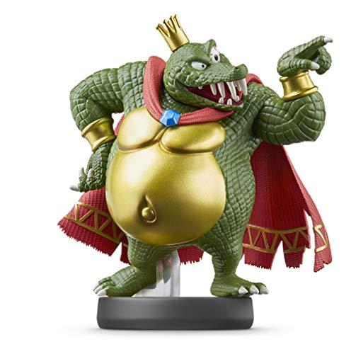 Nintendo amiibo King K. Rool Super Smash Bros Series (Importación Japonesa)