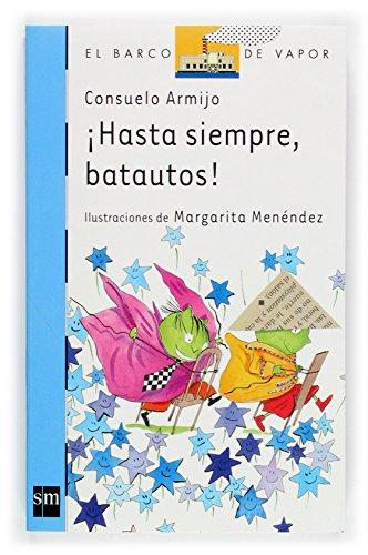 ¡Hasta siempre, batautos!: 129 (El Barco de Vapor Azul)