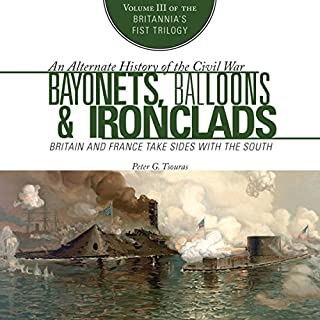 Bayonets, Balloons, and Ironclads cover art