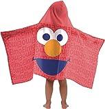 Jay Franco Kids Hooded Towel Sesame Street