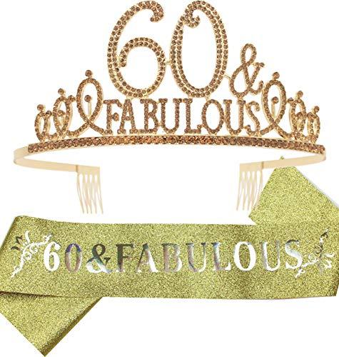 Banda 60 Cumpleaños  marca EBE EmmasbyEmma