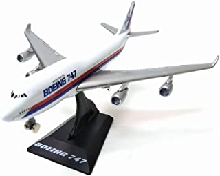 WELLY◇ジャンボジェットボーイング747(旅客機/航空機/飛行機)◇ダイキャストモデルモデル模型エアプレーンセット