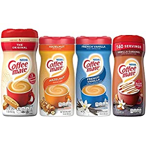Nestle Coffee Mate Creamer Variety Pack