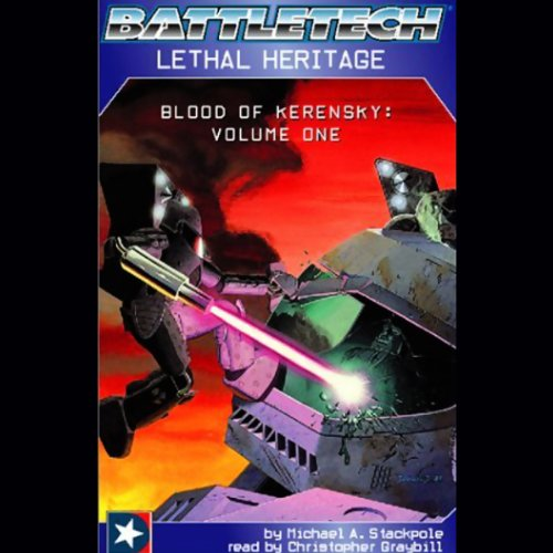 Battletech Collection I audiobook cover art
