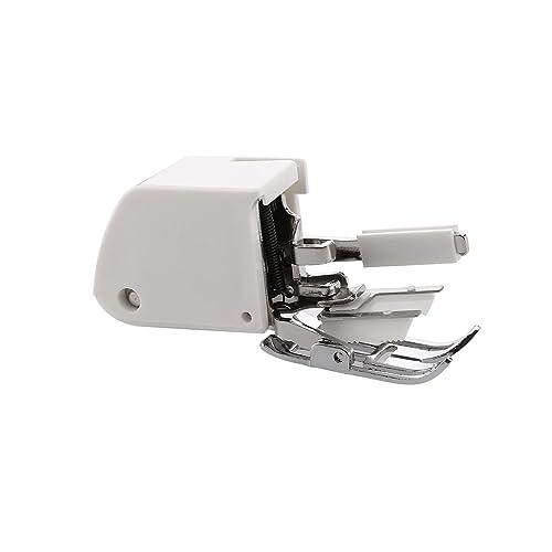 Tinksky Sewing Machine vis sur nourrir même pied presseur avec Guide de courtepointe pour Brother Singer Janome