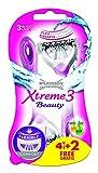 Wilkinson Sword Xtreme 3 Beauty Einwegrasierer, 6 St -