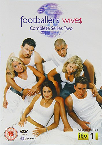 Footballers Wives - Series 2 [DVD]