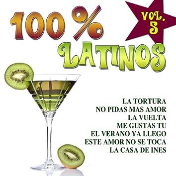 100% Latinos Vol.5