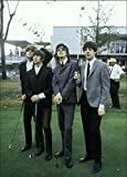 The Beatles on a golf course Photo Print (8 x 10)