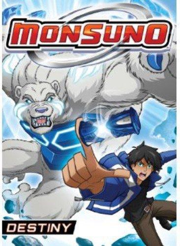 Monsuno: Destiny [DVD] [Region 1] [NTSC] [US Import]