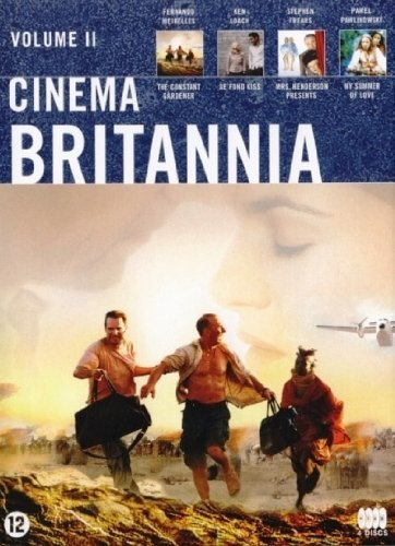 Cinema Britannia II (Box)
