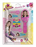 Blister Accesorios Pelo Soy Luna Disney 9pzs
