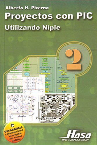 Proyectos con Pic 1/ Projects with Pic 1: Utilizando Niple