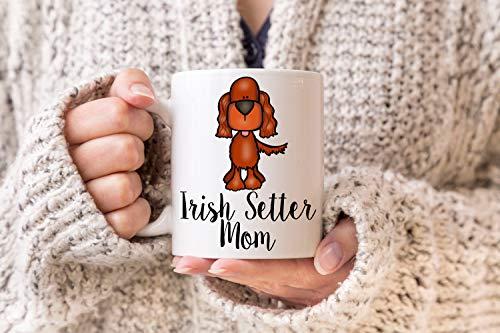 Irish Setter Mutter Tasse Irish Setter Liebhaber Irish Setter Geschenk Irish Setter Besitzer Geschenk für Irish Setter Besitzer Irish Setter Stuff.