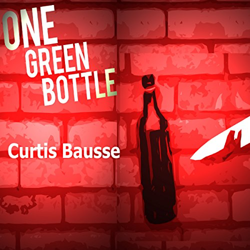 One Green Bottle audiobook cover art